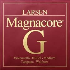 Larsen Magnacore 4/4 Cello G String - Tungsten Wolfram - Medium